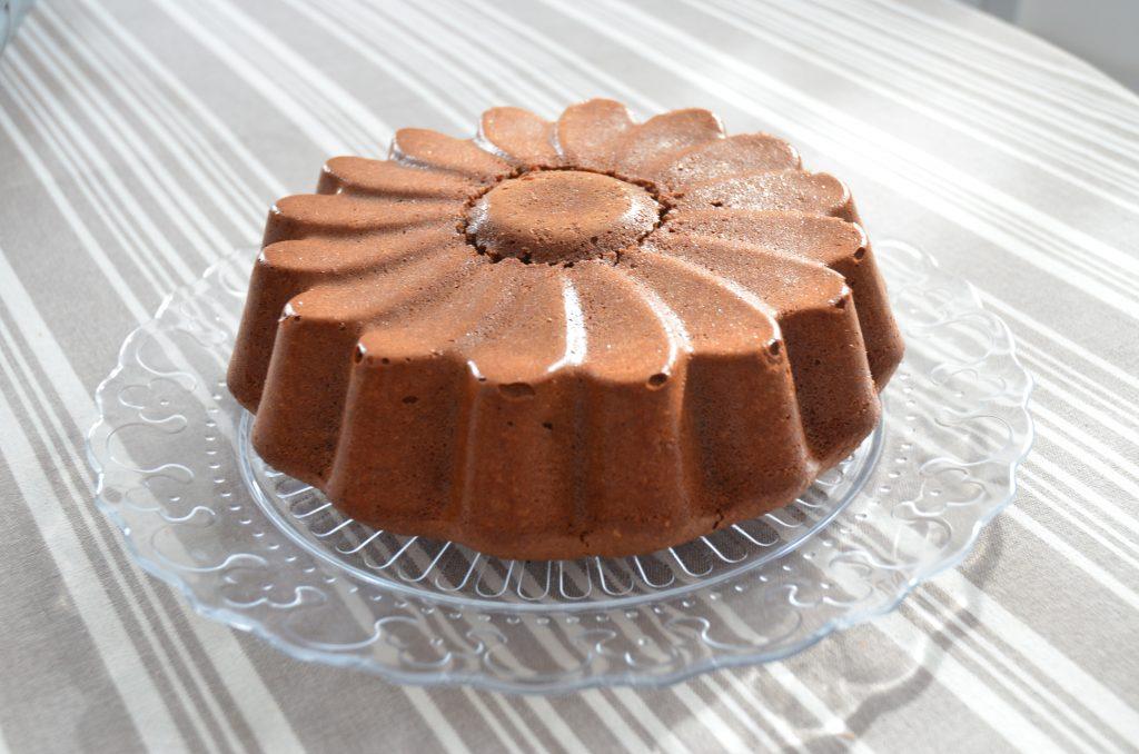 Marguerite amandes chocolat