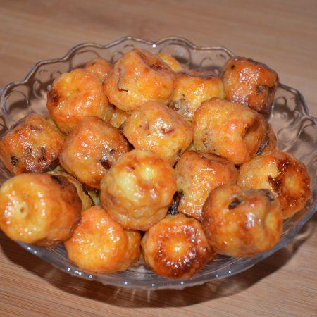 cannelés chorizo tomates séchées