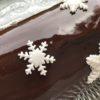 Glaçage miroir au chocolat