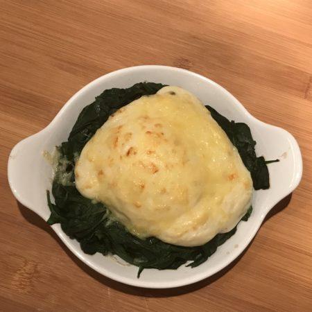 œuf à la florentine